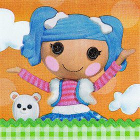 Lalaloopsy Beverage Napkins (16 Count)
