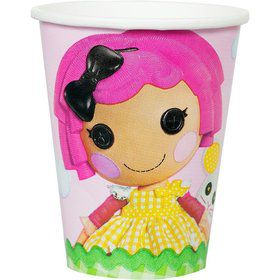 Lalaloopsy Cups 9oz (8 Count)