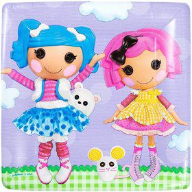 Lalaloopsy Lunch Plates (8 Count)