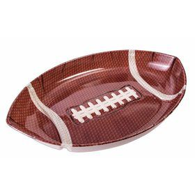 Large Football Tray