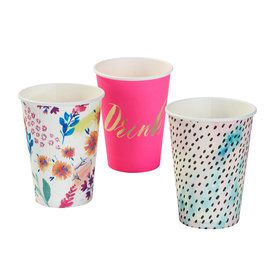 Large Paper Cups (12 Count)