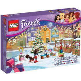 LEGO 41042 Friends Advent Calendar