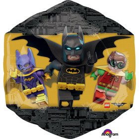 "Lego Batman 23"" Balloon (Each)"