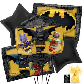 Lego Batman Balloon Bouquet Kit