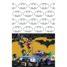 Lego Batman Plastic Table Cover (Each)