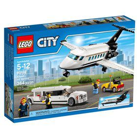 LEGO CITY Airport VIP Service 60102