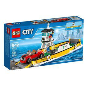 LEGO CITY Ferry 60119