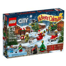 LEGO CITY LEGO City Advent Calendar 60133
