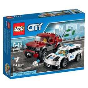 LEGO CITY Police Pursuit 60128