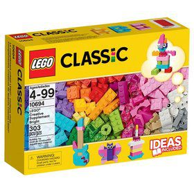 LEGO CLASSIC Creative Supplement Bright 10694