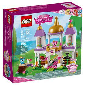 LEGO DISNEY PRINCESS Palace Pets Royal Castle 41142