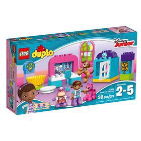 LEGO DUPLO Doc McStuffins Pet Vet Care 10828
