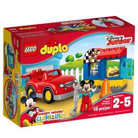 LEGO DUPLO Mickey's Workshop 10829
