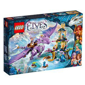 LEGO ELVES The Dragon Sanctuary 41178