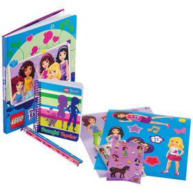 Lego Friends Stationary Set (Each)
