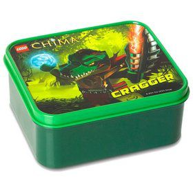 LEGO Legends of Chima Lunch Box