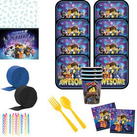 Lego Movie 2 Deluxe Tableware Kit (Serves 8)