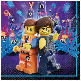 Lego Movie 2 Lunch Napkin (16)