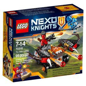 LEGO NEXO KNIGHTS The Glob Lobber 70318