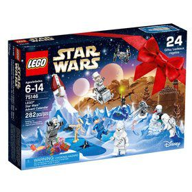 LEGO STAR WARS LEGO Star Wars Advent Calendar 75146