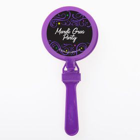 Let The Good Times Roll Personalized Clappers (Set Of 12)