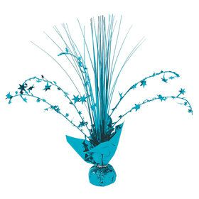 Light Blue Spray Centerpiece (Each)