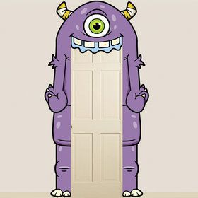 Lil Monster Door Border(1)