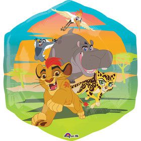 "Lion Guard 23"" Shape Balloon"