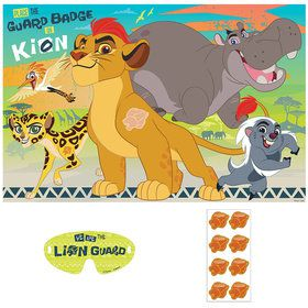 Lion Guard Party Game