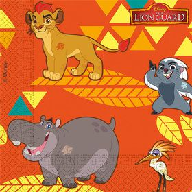 Lion King Lunch Napkins (20 Count)