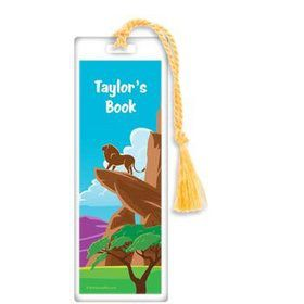 Lion Kingdom Personalized Bookmark (each)