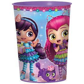 Little Charmers 16oz Plastic Favor Cup (Each)