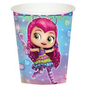 Little Charmers 9 oz Paper Cups