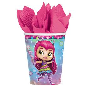 Little Charmers 9oz Cups (8 Count)