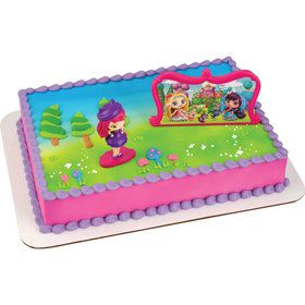 Little Charmers Cake Decoration Set