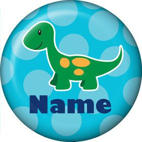 Little Dino Personalized Mini Magnet (Each)