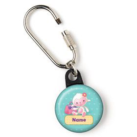 "Little Doc Personalized 1"" Carabiner (Each)"
