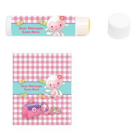 Little Doc Personalized Lip Balm (12 Pack)