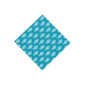 Little Fisherman Beverage Napkins (16)