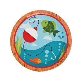 Little Fisherman Dinner Plates (8)