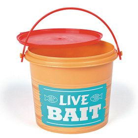 Little Fisherman Plastic Pails (12)