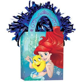 Little Mermaid Ariel Balloon Weight (1)