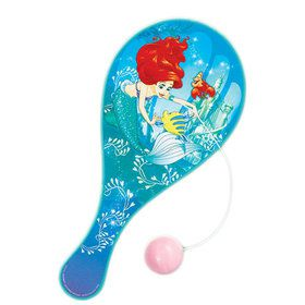 Little Mermaid Ariel Paddle Ball (1)