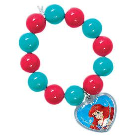 Little Mermaid Bead Bracelet (1)