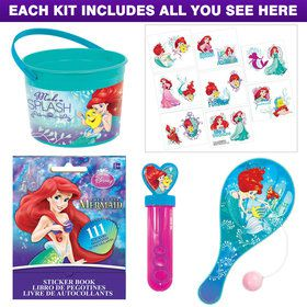 Little Mermaid Favor Kit (For 1 Guest)