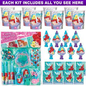 Little Mermaid Favor Kit (For 8 Guests)