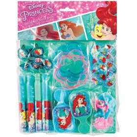 Little Mermaid Mega Mix Favor Pack (For 8 Guests)