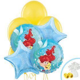 Little Mermaid Party Balloon Kit