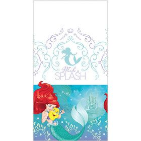 Little Mermaid Table Cover (Each)