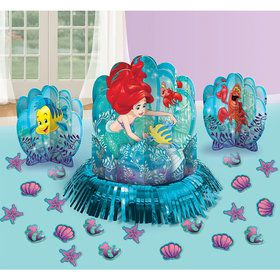 Little Mermaid Table Decorating Kit (Each)